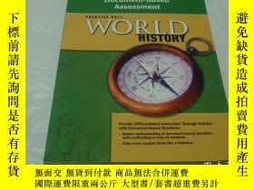 二手書博民逛書店WORLD罕見HISTORY Document-Based As