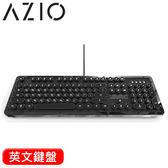 AZIO RETRO CLASSIC ONYX 小牛復古打字機鍵盤 Typelit軸