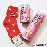 韓國襪子 經典品客先生圖案中筒襪 K0089 正韓熱賣款 韓妞必備長襪 百搭基本款 素色襪 阿華有事嗎