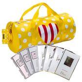 【人文行旅】Dior 迪奧女性針管隨機兩入   MOSCHINO 點點愛心旅行包