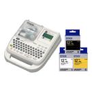 【市價399標籤捲 任選三入】EPSON LW-500 可攜式輕巧型標籤機