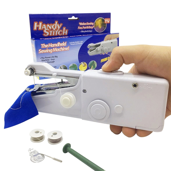 縫紉機 手持縫紉機 電動縫紉機 縫名牌家用小型車縫-JoyBaby