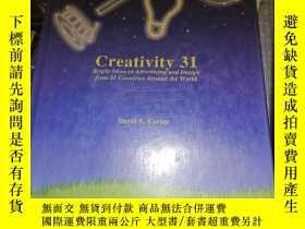 二手書博民逛書店Creativity罕見31(創造力 31)Y357851 如圖 如圖 出版2000