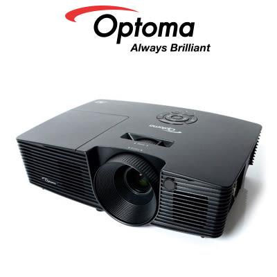 OPTOMA 奧圖碼 投影機 X315 XGA多功能投影機 公司貨 免費宅配到府