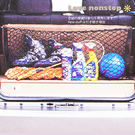 ☆樂樂購☆鐵馬星空☆車用雙層行李箱置物網/固定網/行李網/網兜/車用後備箱(C03-086)