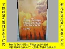 二手書博民逛書店Sunny罕見Teenager A Review of the