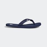 ADIDAS EEZAY FLIP FLOP [F35028] 男女 涼鞋 拖鞋 雨鞋 水鞋 休閒 夾腳 愛迪達 深藍