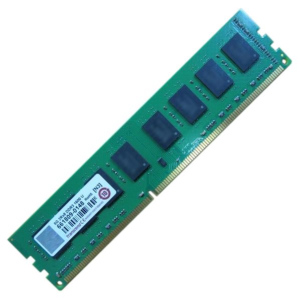 【免運費】Transcend 創見 Jetram DDR3-1600 8GB 桌上型 記憶體 1.5V JM1600KLH-8G
