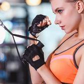 健身手套女士運動騎行透氣防滑耐磨