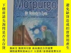 二手書博民逛書店英文原版罕見Mr.Nobody s Eyes by Micha