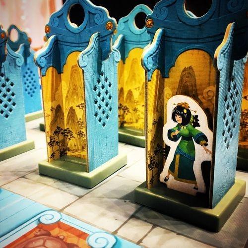 『高雄龐奇桌遊』景公主 PRINCESS JING 繁體中文版 ★正版桌上遊戲專賣店★