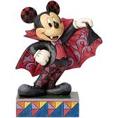 Enesco Disney 迪士尼 吸血鬼米奇塑像_EN96009