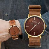 Cupid Memory 邱比特 低調復古質感腕錶 40mm男錶-禮盒組 CPW0601GGSX-AG20LYGBN