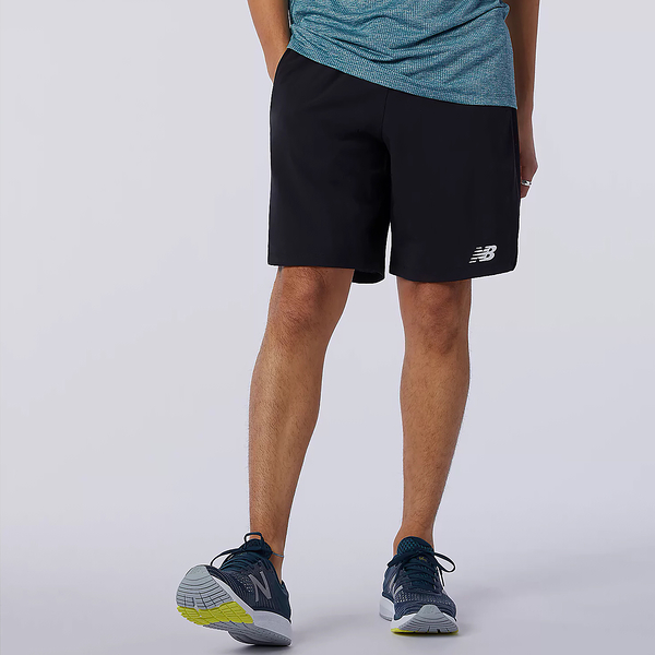 New Balance Tenacity 男裝 短褲 7 英寸 透氣 休閒 訓練 黑【運動世界】AMS13014BK