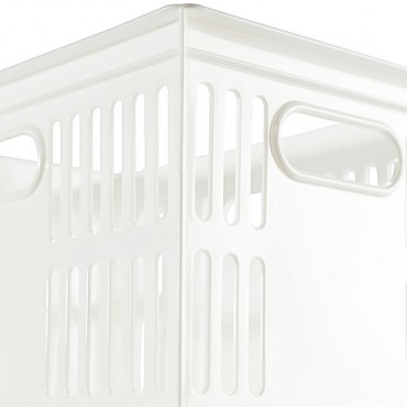 KEYWAY 總理17萬用籃 小尺寸款 4L 白色 DT-17 24x16.3x13.3cm