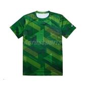 Asics 短袖T恤 Olympic Tee 綠 男款 短T 運動 奧運系列 【ACS】 2031B252300