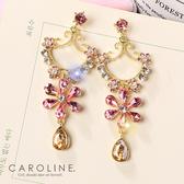 《Caroline》★韓國熱賣造型時尚 甜美.自然.氣質耳環71244