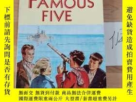 二手書博民逛書店THE罕見FAMOUS FIVEY246207