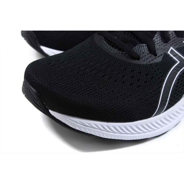 亞瑟士 ASICS GEL-EXCITE 8 運動鞋 黑色 男鞋 超寬楦(4E) 1011B037-002 no480