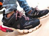 ■專櫃84折■Balenciaga Track 女款運動鞋 紅 黑 IT 38/40