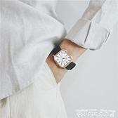手錶美國小眾方形男士手錶ins學院風潮流男學生個性韓版休閒大氣抖音 衣間迷你屋
