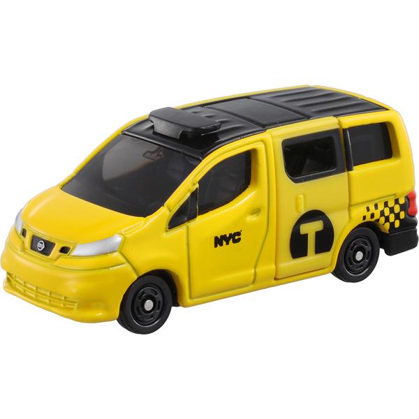 TOMICA多美小汽車 No.27 日產Nissan NV200 紐約計程車TAXI 87955