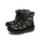 Grünland  靴子 雪靴 內鋪毛 保暖 黑金色 女鞋 DO0262 no008