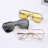 男童墨鏡夏季兒童眼鏡太陽鏡男孩時尚韓版洋氣潮潮牌 韓美e站