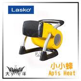 ◤大洋國際電子◢ Lasko ApisHeat 小小蜂 三種風速設計 多功能渦輪循環暖氣流陶瓷電暖器 5919TW  LSK-11