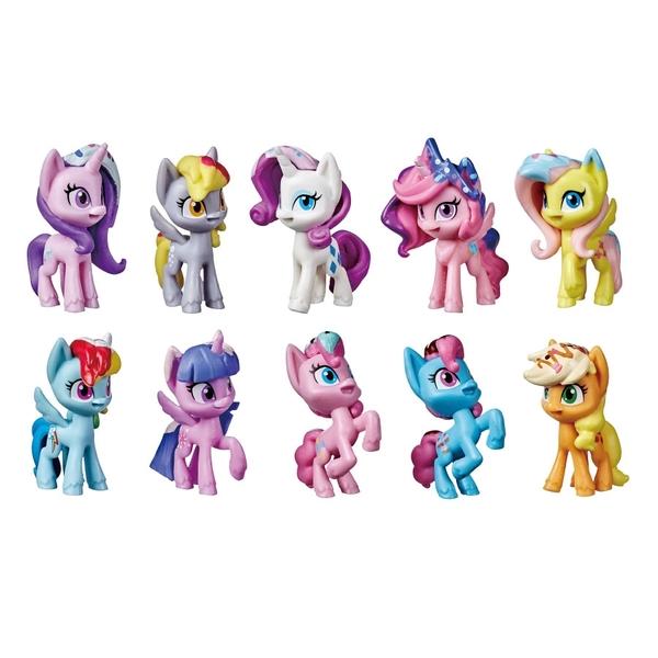 My Little Pony 彩虹小馬 獨角獸歡慶派對組 玩具反斗城