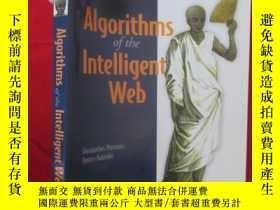 二手書博民逛書店Algorithms罕見of the Intelligent W