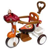 【MIT 精選童車】三輪車系列 - 快樂熊音樂三輪車 506P1 (兩款顏色可選)