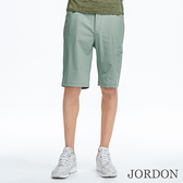 JORDON橋登  男款吸濕排汗短褲  2861 淺綠