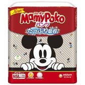 滿意寶寶 褲型尿布 7~10kg 58片*3包 (M)【5492】日本境內版 mamypoko (限宅配)