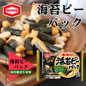 日本 龜田製果 海苔捲花生米果 89g 米果 海苔捲 仙貝 海苔捲米果 花生 下酒菜 餅乾 日本餅乾
