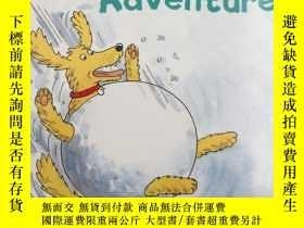 二手書博民逛書店husky罕見adventureY19139 roderick