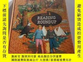 二手書博民逛書店READING罕見ROUNDUP BOOK1(英文),Y2003