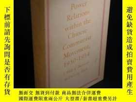 二手書博民逛書店1961年一版《Power罕見relations within
