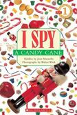(二手書)Scholastic Reader Level 1: I Spy a Candy Cane