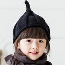 親子針織奶嘴帽