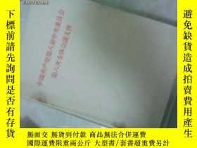 二手書博民逛書店罕見1959年《中國共產黨第八屆中央委員會第八次全體會議文件》-