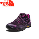 【The North Face 美國 女款 GTX 低筒健行鞋《紫》】42KH/防水透氣/耐磨登山鞋/越野鞋/健行鞋★滿額送