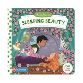 Sleeping Beauty 睡美人-硬頁拉拉操作書