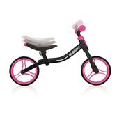 Globber Go Bike 幼兒平衡車 (黑/粉紅色)