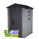 [COSCO代購] W507993 Keter 戶外儲藏屋 寬129.5 X 深189 X 高216.5公分
