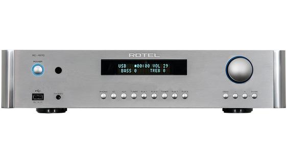 《名展影音》ROTEL RC-1570 前級擴大機 Stereo PRE-AMPLIFIER
