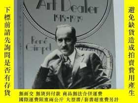 二手書博民逛書店Diary罕見of an Art Dealer 《藝術經紀人日誌