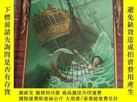 二手書博民逛書店Escape罕見from the Carnivale 精裝 32