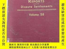 二手書博民逛書店英文原版罕見labor arbitration reports dispute settlements volum