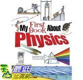 [7美國直購] 暢銷畫冊書 My First Book About Physics Paperback